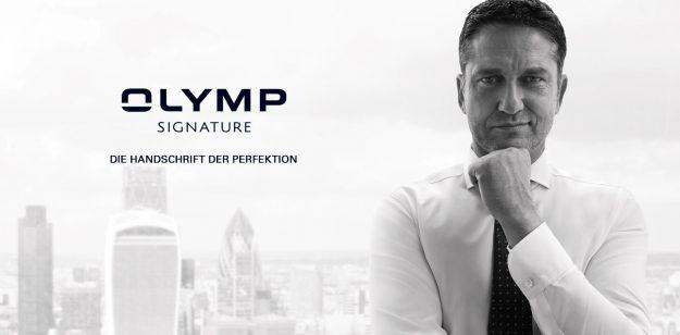 Ο Gerard Butler Επιλέγει OLYMP